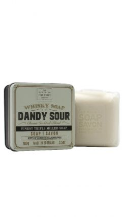 The Scottish Fine Soaps Co. - Whisky Cocktail Soap - Dandy Sour