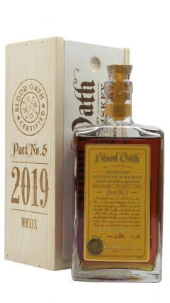 Blood Oath - Pact #5 Whiskey