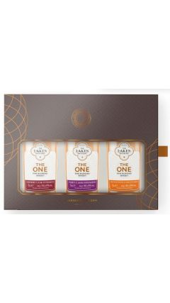 The Lakes - Whisky Collection Miniature Gift Pack Whisky