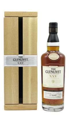 Glenlivet - XXV Twenty Five Year Old 25 year old Whisky