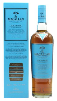 Macallan - Edition No. 6 - Tales of The Macallan River Whisky