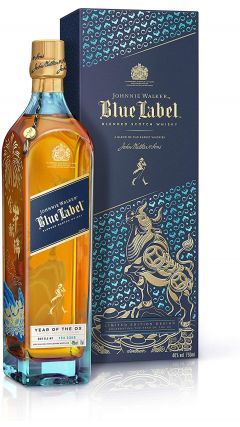 Johnnie Walker - Blue Label - 2021 Chinese New Year - Year of the Ox Whisky