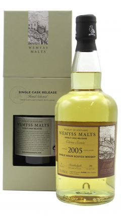 Strathclyde - Citrus Scent Single Cask  - 2005 13 year old Whisky