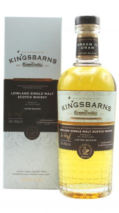 Kingsbarns Distillery - Dream to Dram Lowland Single Malt Scotch Whisky