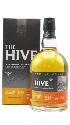 Wemyss - The Hive - Cask Strength  Batch No. 002 Blended Malt Whisky