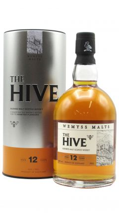 Wemyss - The Hive - Blended Malt 12 year old Whisky