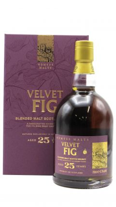 Wemyss - Velvet Fig - Blended Malt 25 year old Whisky
