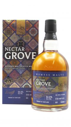 Wemyss - Nectar Grove  Family Collection Madeira Finish - Blended Malt  Whisky