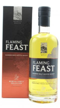 Wemyss - Flaming Feast - Family Collection - Blended Malt Whisky