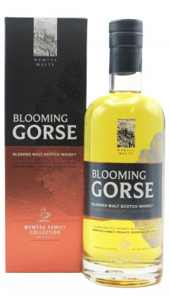 Wemyss - Blooming Gorse - Family Collection - Blended Malt Whisky