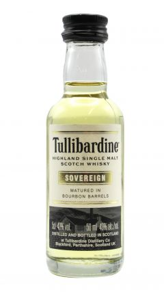 Tullibardine - Sovereign Miniature Whisky