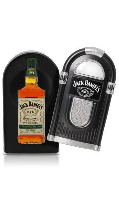 Jack Daniel's - Tennessee Rye Jukebox Case (Hard to Find Whisky Edition) Whiskey