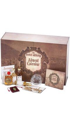 Advent Calendar 2020 - 25 Day Advent Calendar Scotch Whisky