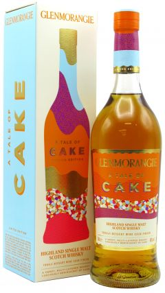 Glenmorangie - A Tale Of Cake - Highland Single Malt Scotch Whisky