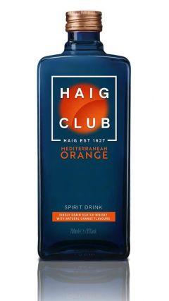 Haig Club - Mediterranean Orange Whisky