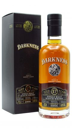 Bowmore - Darkness - Moscatel Sherry Cask Finish 17 year old Whisky