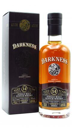 Ardbeg - Darkness - Pedro Ximenez Sherry Cask Finish 14 year old Whisky