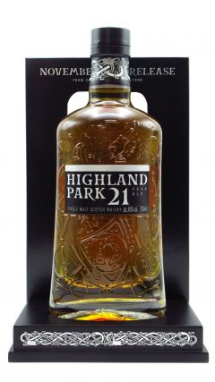 Highland Park - November 2019 Release 21 year old Whisky
