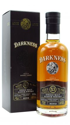 Loch Lomond - (Inchfad) Darkness - Pedro Ximenez Sherry Cask Finish 13 year old Whisky
