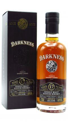 Dailuaine - Darkness - Pedro Ximenez Sherry Cask Finish 17 year old Whisky
