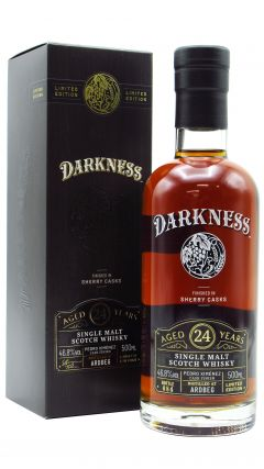 Ardbeg - Darkness - Pedro Ximenex Sherry Cask Finish 24 year old Whisky