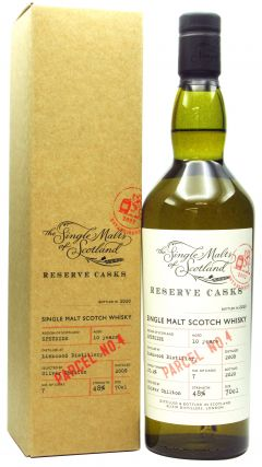Linkwood - The Single Malts of Scotland - Reserve Cask Parcel No.4  - 2009 10 year old Whisky