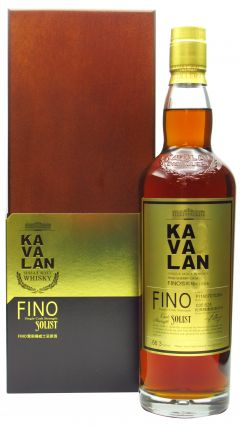 Kavalan - Solist Fino Sherry Single Cask #028A - 2010 Whisky