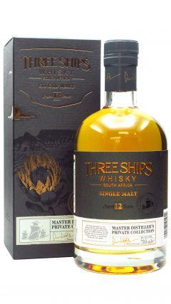 James Sedgwick - Three Ships Single Malt 12 year old Whisky