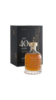 Tomintoul - Quadruple Cask - Speyside Single Malt - 1974 40 year old Whisky