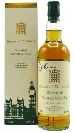 Blended Whisky - House of Commons signed by David Cameron Whisky
