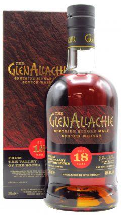 GlenAllachie - Speyside Single Malt 2021 Edition 18 year old Whisky