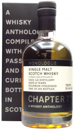 Caol Ila - Chapter 7 Single Cask - 2012 8 year old Whisky