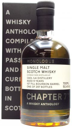 Caol Ila - Chapter 7 Single Cask - 2011 9 year old Whisky