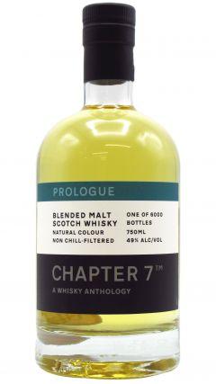 Blended Whisky - Chapter 7 Prologue Blended Malt Whisky