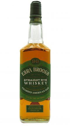 Ezra Brooks - Straight Rye 90 Proof Whiskey