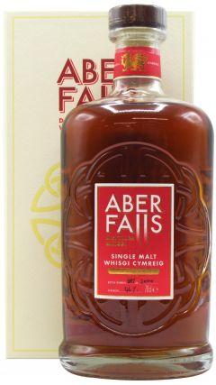 Aber Falls - Single Malt Inaugrual Release Whisky