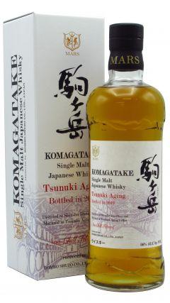 Mars Shinshu - Komagatake 2019 - Tsunuki Aging Whisky