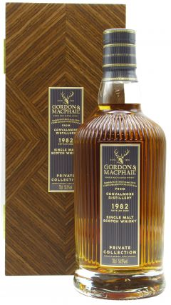 Convalmore (silent) - Private Collection - 1982 38 year old Whisky