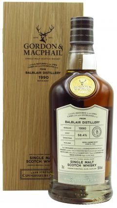 Balblair - Connoisseurs Choice Single Cask - 1990 29 year old Whisky