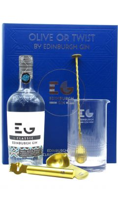 Edinburgh Gin - Ultimate Cocktail set - Cocktail Set & Classic Gin