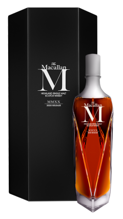 Macallan - M Decanter 2020 Release Whisky