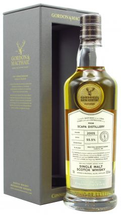 Scapa - Connoisseurs Choice - UK Exclusive Single Cask  - 2005 15 year old Whisky