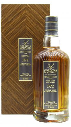 Glenlivet - Private Collection - 1977 33 year old Whisky