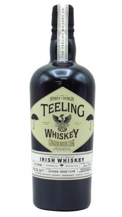 Teeling Whiskey Co. - Ginger Beer - Small Batch Collaboration Whiskey