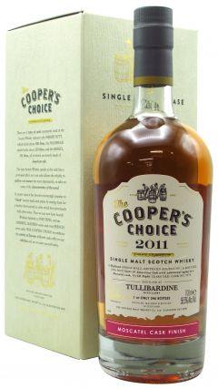 Tullibardine - Cooper's Choice Single Cask #9376 - 2011 8 year old Whisky
