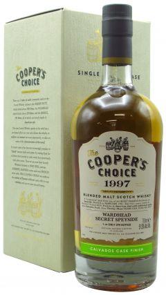 Wardhead - Cooper's Choice Blended Malt - 1997 23 year old Whisky