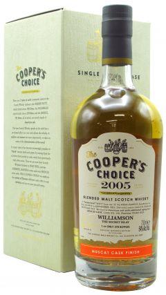 Williamson - Cooper's Choice Blended Malt - 2005 14 year old Whisky