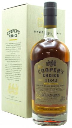 Amarula - Cooper's Choice Blended Grain  - 1982 36 year old Whisky