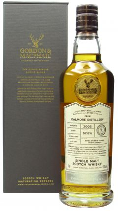 Dalmore - Connoisseurs Choice - UK Exclusive Single Cask - 2005 14 year old Whisky