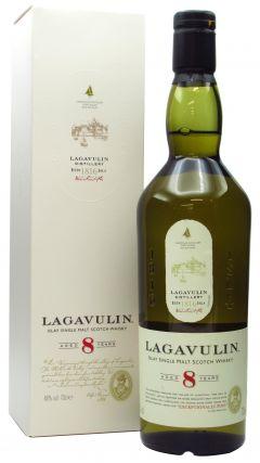 Lagavulin - Islay Single Malt Scotch 8 year old Whisky